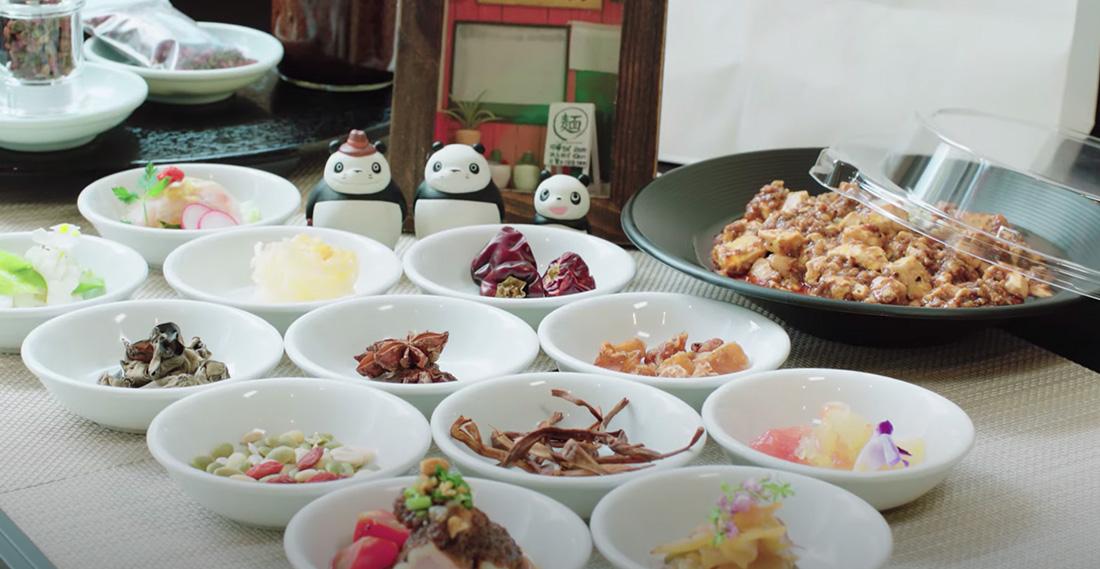 中華料理熊猫軒様企業プロモーション映像